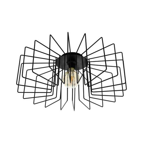 Eglo Lighting Tremedal 560 Black Ceiling Light