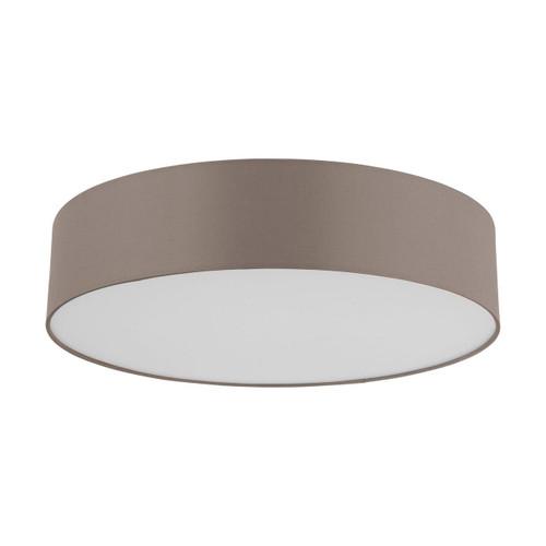 Eglo Lighting Romao-C 570 Taupe RGB LED Ceiling Light