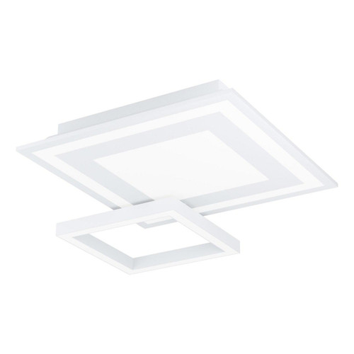 Eglo Lighting Savatarila-C White Wall and Ceiling Light