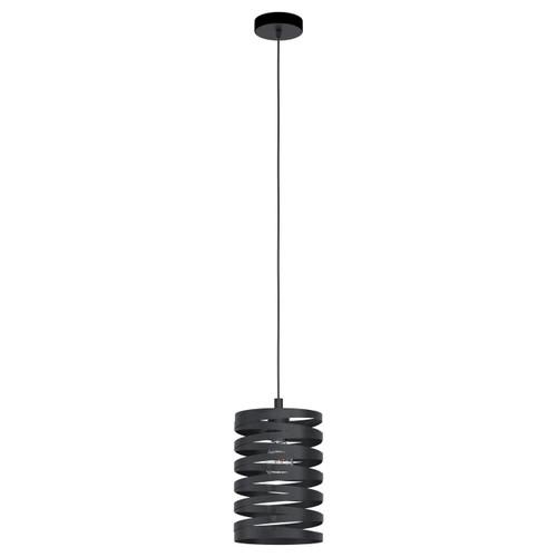 Eglo Lighting Bremella 180 Black Pendant Light