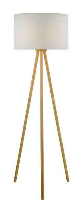 Yodella Wood Floor Lamp Base Only