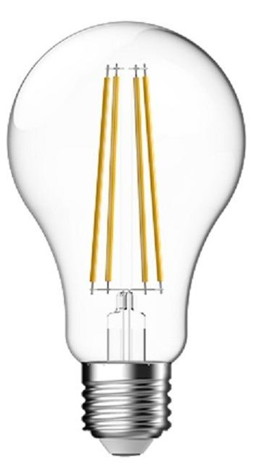 8.5w E27 2700k Warm White Filament Classic Bulb