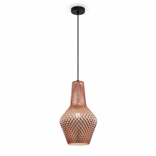 Maytoni Tommy Copper Glass Pendant Light