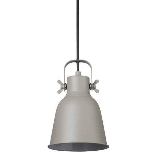 Adrian 16 Grey Adjustable Pendant Light