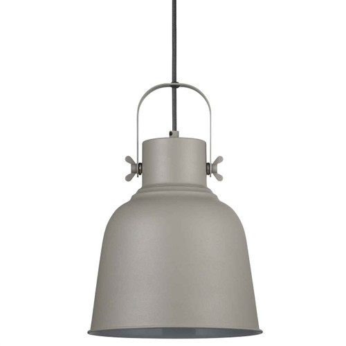 Adrian 25 Grey Adjustable Pendant Light