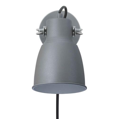 Adrian Grey Downward Indoor Wall Light