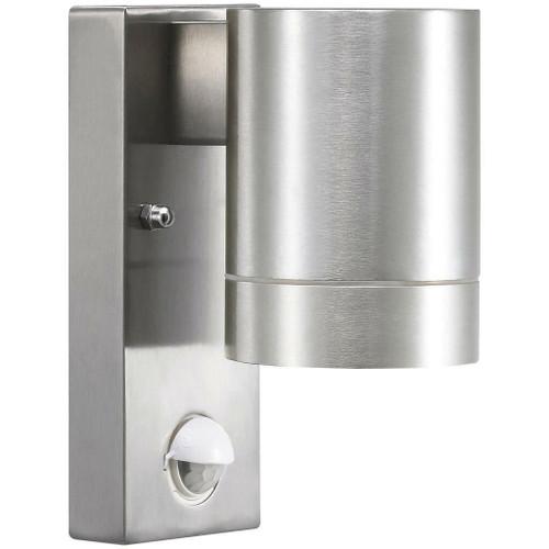 Nordlux Tin Maxi Sensor Aluminium IP54 Wall Light