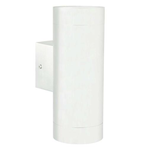 Nordlux Tin Maxi Double White IP54 Wall Light