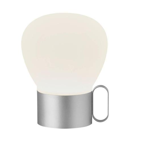 DFTP Nuru Grey Portable Table Lamp