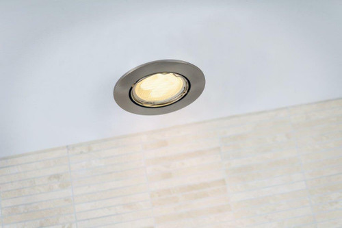 Nordlux Mixit Brushed Steel Spotlight