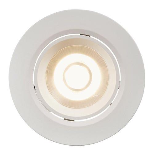 Nordlux Roar White Dimmable Tilt Spotlight