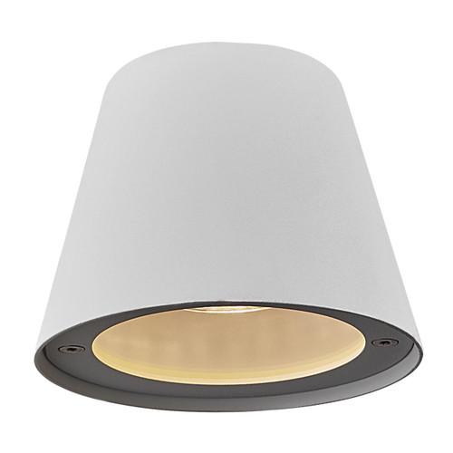 Nordlux Aleria White IP44 Wall Light