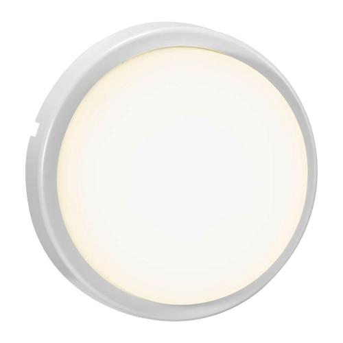 Nordlux Cuba Bright White IP54 Ceiling Light