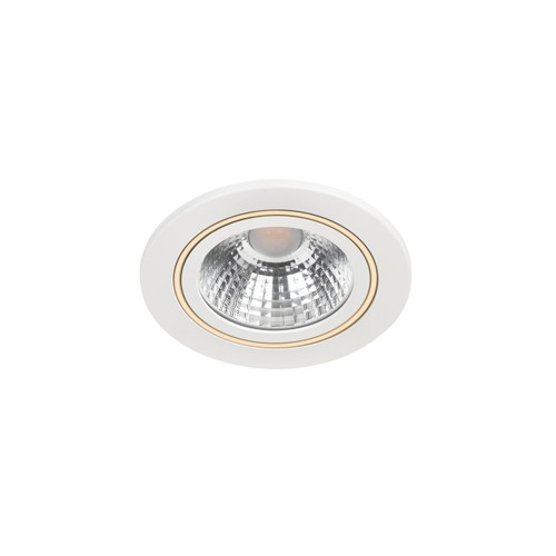 Nordlux Alec White Moodmaker Dimmable Recessed Downlight