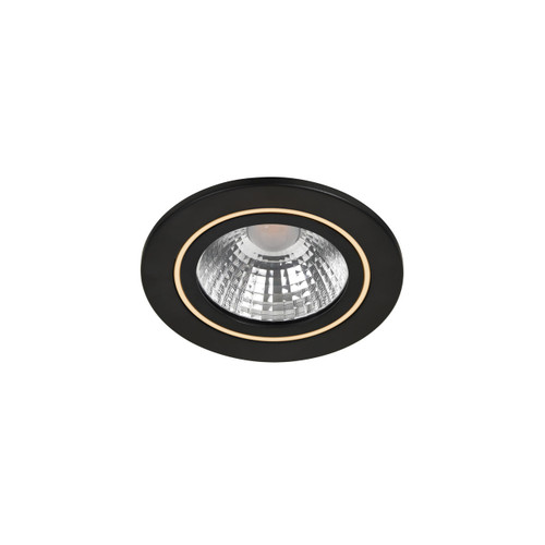 Nordlux Alec Black Moodmaker Dimmable Recessed Downlight