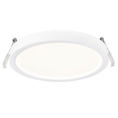 Nordlux Soller 22 White IP44 Ceiling Light