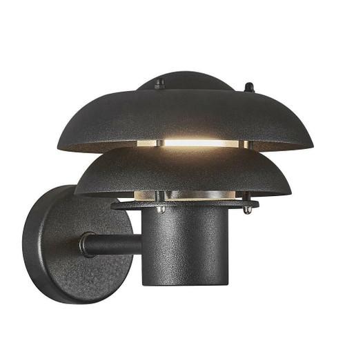 Nordlux Kurnos 20 Black IP54 Wall Light
