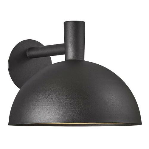 Nordlux Arki 35 Black IP54 Wall Light