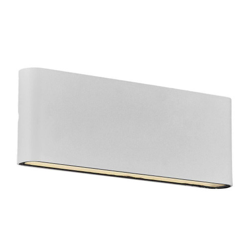 Nordlux Kinver 26 White IP54 Wall Light
