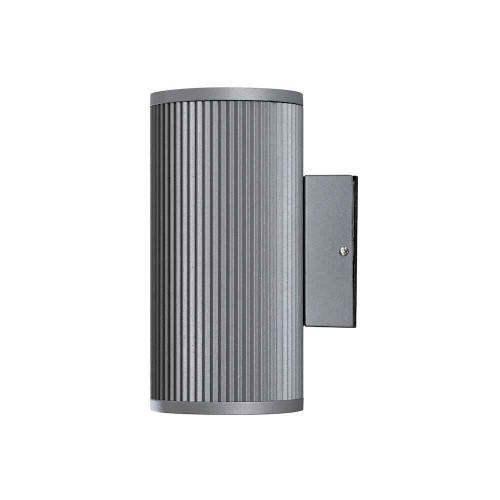 Siracusa Aluminium Double Wall Lamp