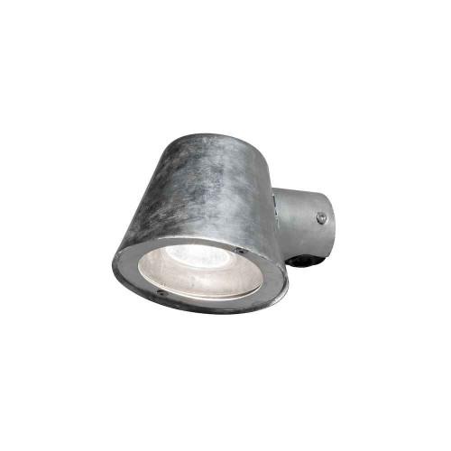 Trieste Galvanized Steel Wall Light