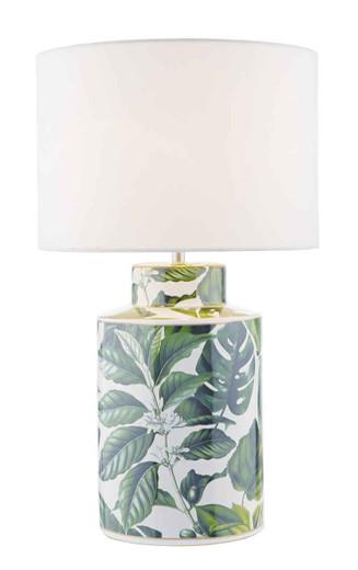 Filip Green Table Lamp Base Only