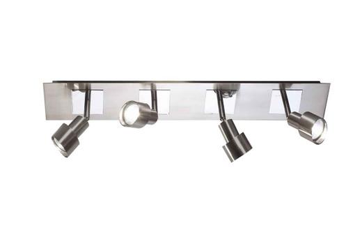 Futura 4 Light Satin Chrome Spot Bar