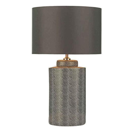 Igor Grey Stingray Table Lamp Base Only