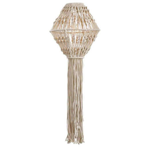 Kaleb Macrame Shade Non Electric Easy Fit Shade Only
