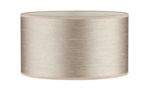 Tuscan with String Taupe Shade Table Lamp