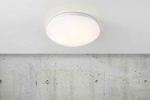 Mani 25 LED White Ceiling Light