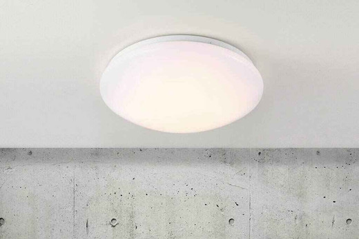 Mani 32 LED White Ceiling Light