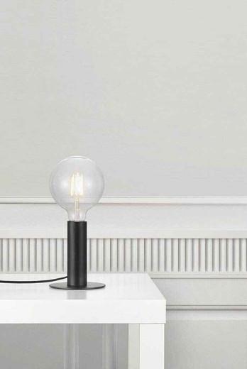 Dean Black Table Lamp
