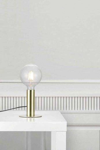Dean Brass Table Lamp