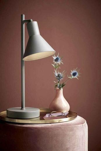 Eik Grey Adjustable Table Lamp