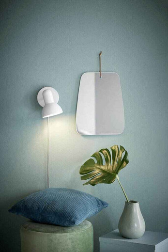 Texas White Adjustable Indoor Wall Light