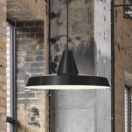 Anniversary Black Pendant Light