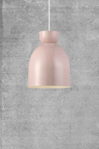 Circus 21 Rose with Shade Pendant Light