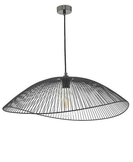 Onza Black Twin Pack Easy Fit Pendant Light