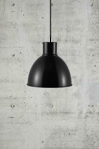 Pop Black Pendant Light