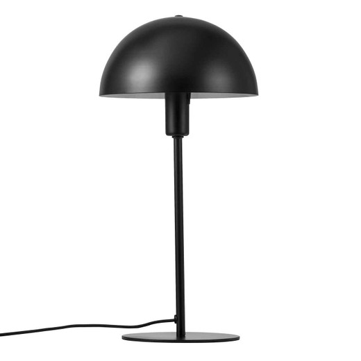 Ellen Black with Shade Table Lamp