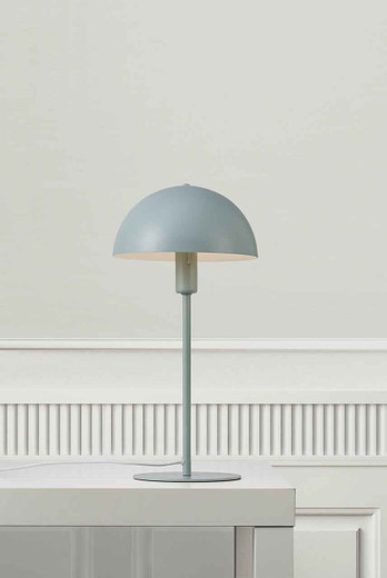 Ellen Green with Shade Table Lamp