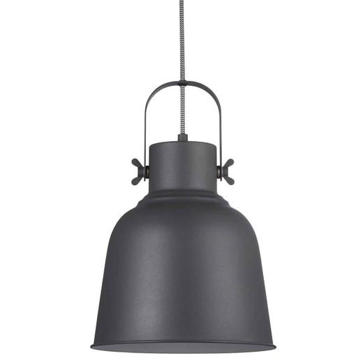 Adrian 25 Black Adjustable Pendant Light