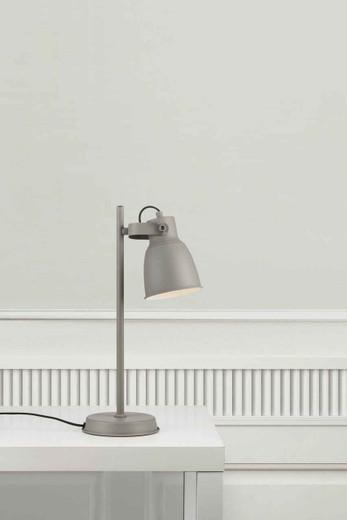 Adrian Grey Downward Table Lamp