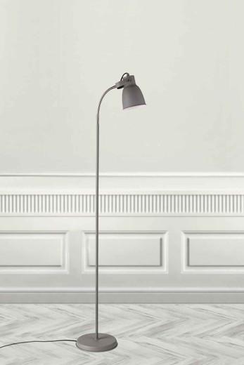 Adrian Grey Downward Floor Lamp
