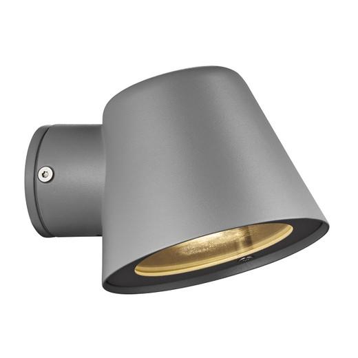 Nordlux Aleria Grey IP44 Wall Light