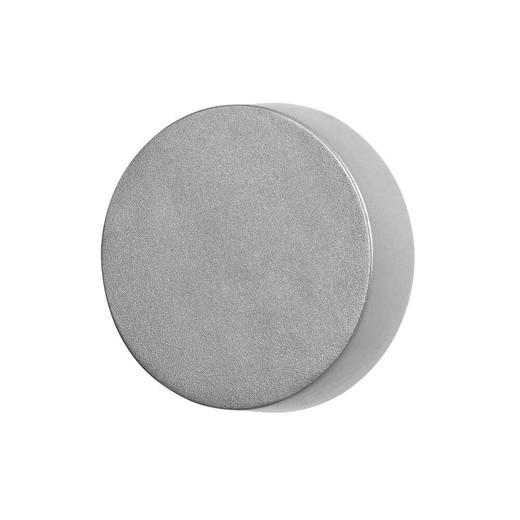 Pesaro Grey Aluminium LED Wall Light