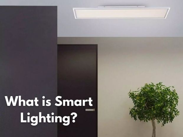 what is smart lighting