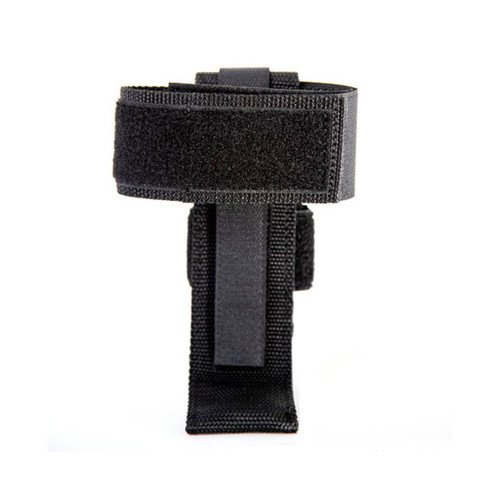 NEW Uncle Mike/'s Sentinel D//C Cell Web Flashlight Holder Black 89063