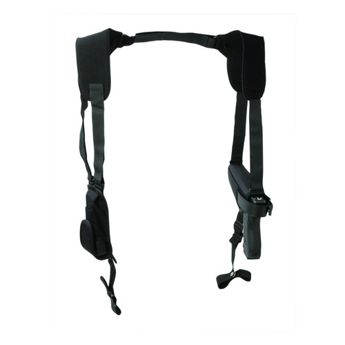 pro pak horizontal shoulder holster - right hand